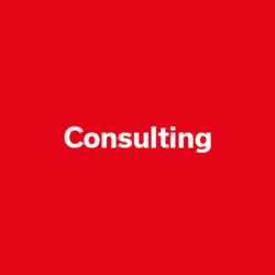 """Consulting"""